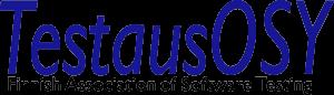 TestausOSY:n logo